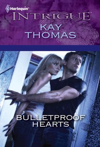 9780373695416 Bulletproof Hearts by Kay Thomas