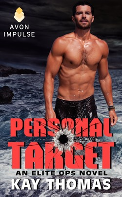 PERSONAL TARGET by Kay Thomas ISBN: 9780062290878 Available Now in print and ebook from all online retailers including Amazon, B&N, iBooks